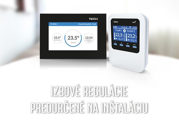 Regulácie pre inštalácie - TECH Sterowniki